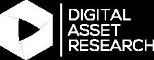 Digital Asset Research White Logo
