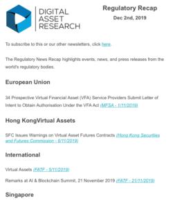Regulatory Newsletter2