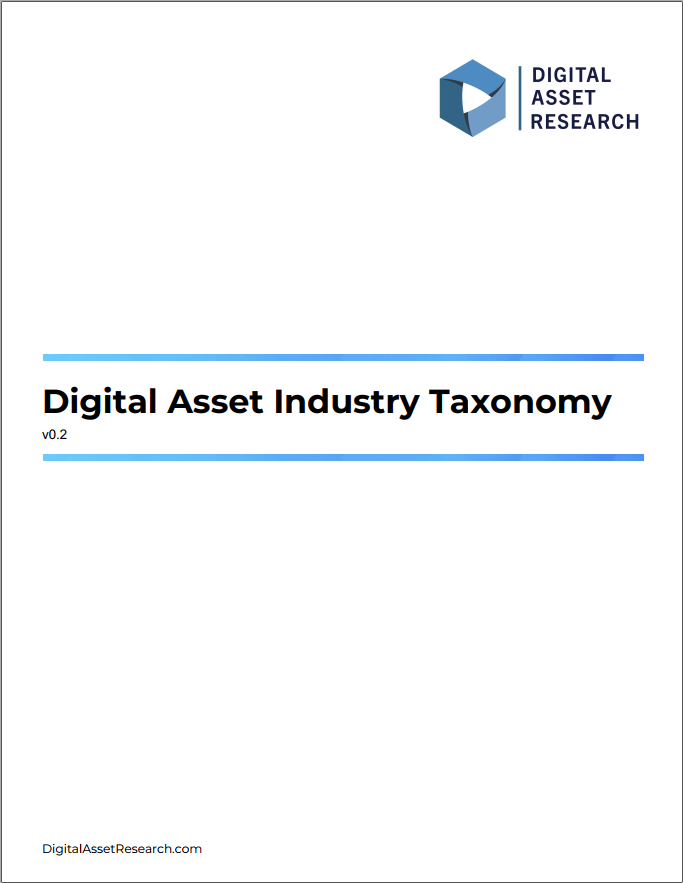 Industry Taxonomy Cover